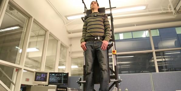 Robot unlocking the secrets to balance problems